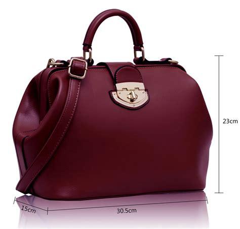 wholesale burgundy satchel handbag