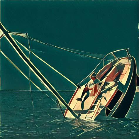 Auf Dem Boot by Sinkendes Schiff Traum Deutung