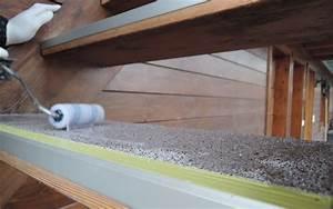 Fugen Abdichten Außen : rutschfeste beschichtung auf holztreppe ~ Watch28wear.com Haus und Dekorationen