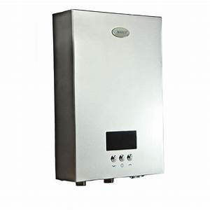 Marey 5 0 Gpm Electric Tankless Water Heater - 18 Kw 220-volt-eco180