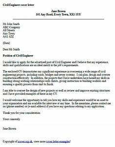 civil engineer cover letter example cover letter With cover letter sample for experienced engineers