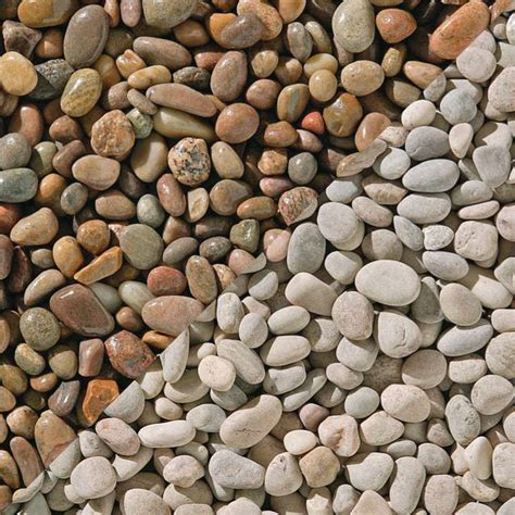 Garden Decorative Pebble by Atlantic Pebbles 25mm And 40mm Marshalls Co Uk