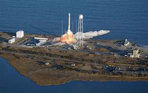 New Spaceport on East Coast at Wallops Island Va ...