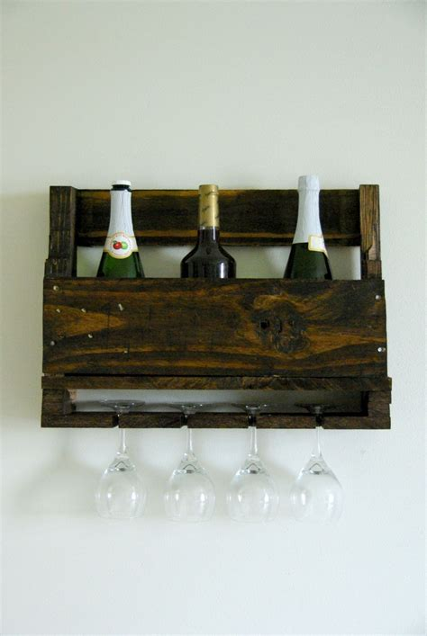 how to make a wine rack in a cabinet clever ways of adding wine glass racks to your home 39 s décor