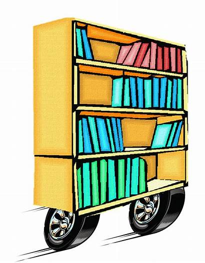 Wheels Books Delivery Homebound Library Cat