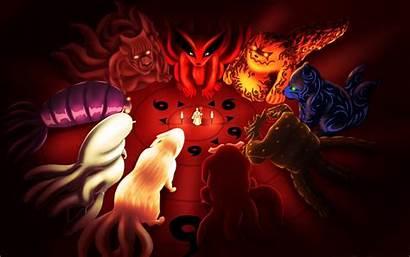 Beast Wallpapers Tailed Biju Rikudo Wallpapersafari Sennin