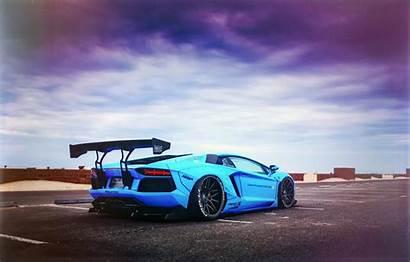 Aventador Lamborghini Lp700 Liberty Walk Shark Performance