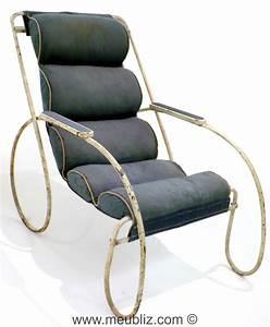 Fauteuil D Extérieur : fauteuil d 39 ext rieur de 1945 par eileen gray meuble design ~ Teatrodelosmanantiales.com Idées de Décoration