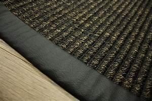 Teppich Schwarz Gold : teppich flachgewebe sisal mit leder bord re 160x230 cm schwarz gold meliert ebay ~ Whattoseeinmadrid.com Haus und Dekorationen