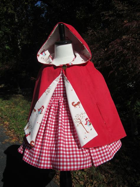 halloween preview part  red riding hood costume kids