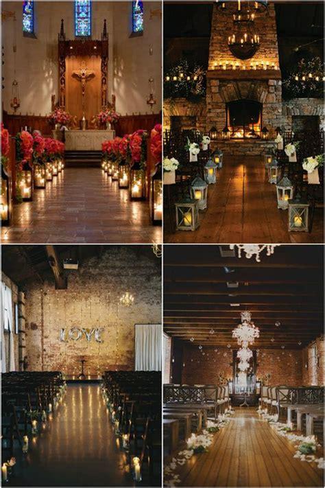 36 Stunning Wedding Ideas With Candles Wedding Decor