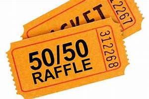 50 50 raffle tickets signs related keywords 50 50 raffle With 50 50 raffle tickets template