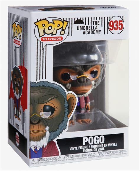 Funko Pop Television: The Umbrella Academy - Pogo Vinyl ...