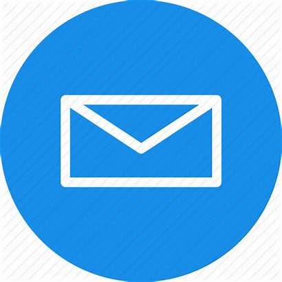 Icon Email Mail Circle Message Messages Letter