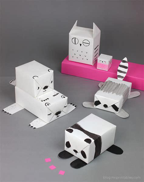 Diy Animal T Wrap Mr Printables Blog