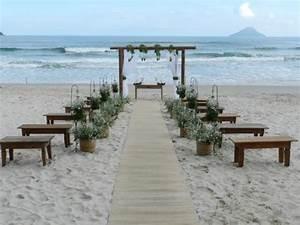 Casamento na Praia - Casamento na Praia - Fotos