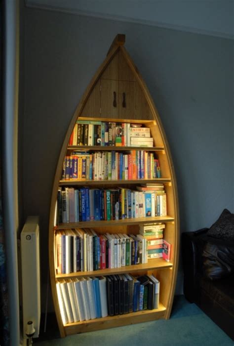 Boat Bookshelf Nursery by Best 25 Boat Bookcase Ideas On Nautical Theme
