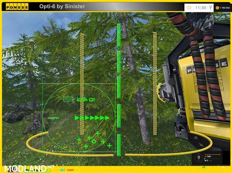 ponsse wolverine mod  farming simulator   fs