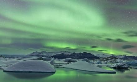 northern lights deals groupon 3 night iceland vacation with airfare in reykjavik