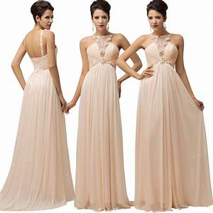 2015 stock long wedding guest evening ball gown prom With ebay wedding guest dresses