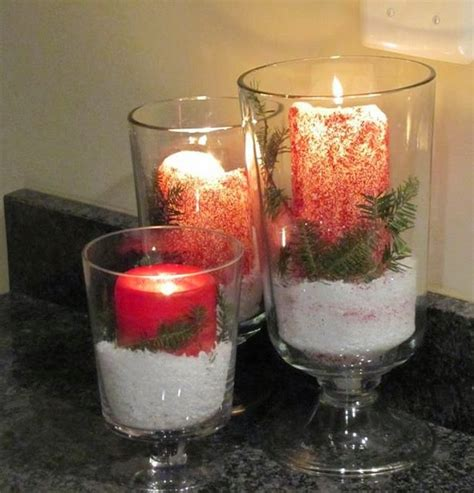 christmas table decorations with candles stunning indoor christmas candle inspirations for christmas table easyday