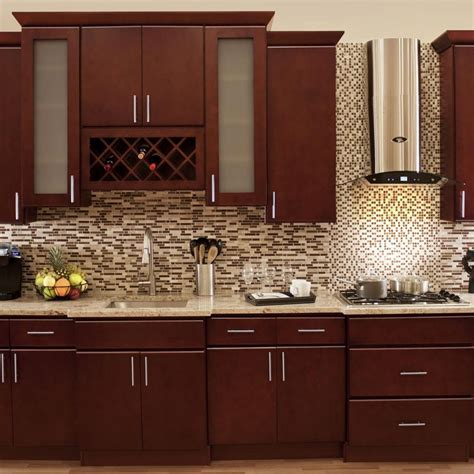 Villa Cherry Kitchen Cabinets Collection   AAA Distributors