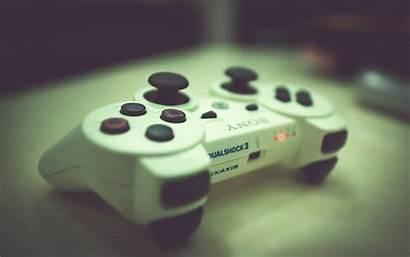 Playstation Games Controllers Dualshock Wallpapers Mobile Desktop