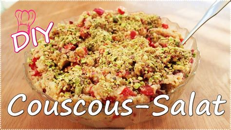 diy couscous salat gesunder snack fuer die schuleuni