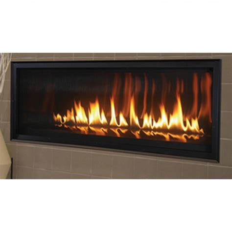 efficient gas fireplace inserts ihp superior drl6500 direct vent linear louverless gas