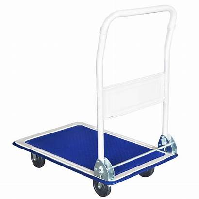 Folding Cart Dolly Metal Platform Core Carts