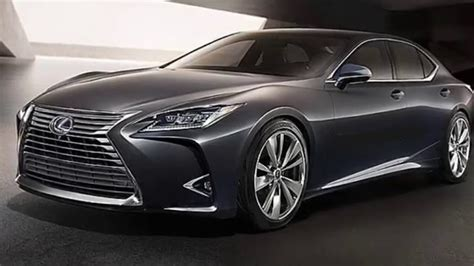 2019 lexus es 350 2019 lexus es 350 redesign changes specs price