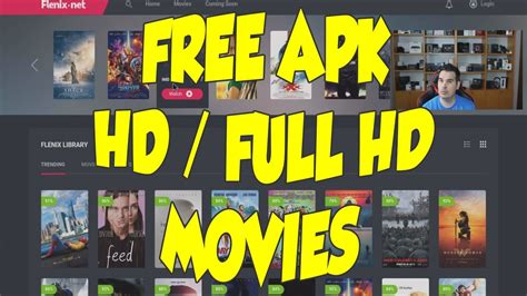 It allows you to watch online tv on your android phones. FREE APK FOR MOVIES FLENIX APP ON ANDROID!!!