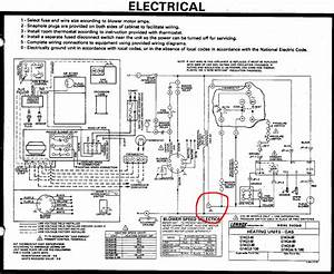 Can I Use The T Terminal In My Furnace As C For A Wifi Lennox Thermostat Wiring Diagram