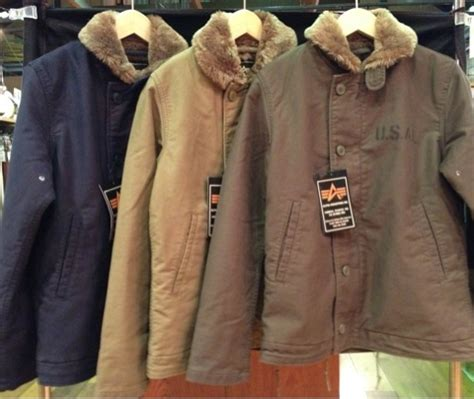 alpha industries n 1 deck jacket shop denver 八幡店のブログ