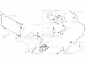 2020 Subaru Outback Cap  Air  Conditioner  System