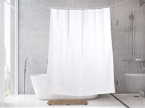 Anti-schimmel-duschvorhang Weiß