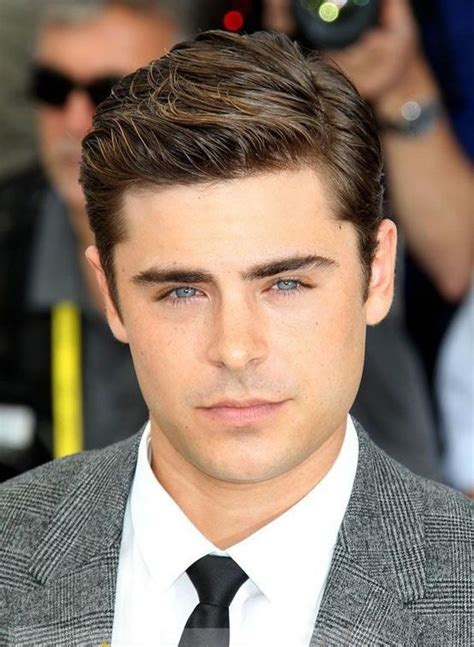 zac efron hairstyle full lace wig  human hair