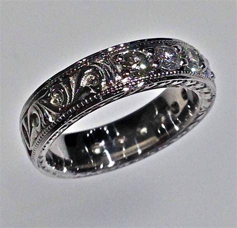 Scottish Wedding Rings Sets