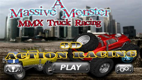 monster truck race game app shopper a nitro monster truck racing games