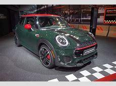 Detroit 2015 Mini John Cooper Works L'argus