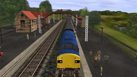 Trainz Railroad Simulator 2004 Demo Banks Heath Britain