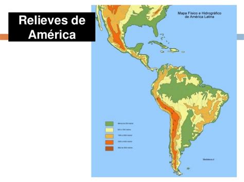 geografia de america geografia de america geografia y clima en america