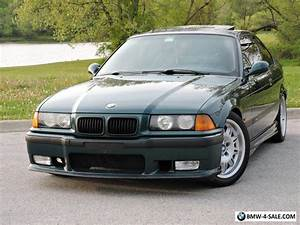 1997 Bmw M3 E36 Coupe 5speed Manual For Sale In United States