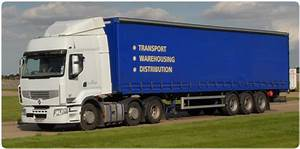Most transport chains include trucking at either the ...