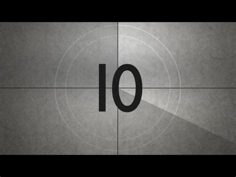 top 10 template vegas countdown classic movie countdown intro sony vegas pro intro