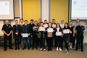 Joint Fire And Police Cadet Base Launched In Nottingham  U2022 West Bridgford Wire