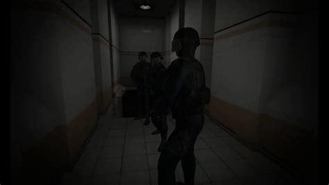 scp containment breach encountering mtf guards