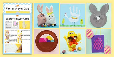 Easter Craft Activity Pack  Easter, Craft, Activity, Craft Pack
