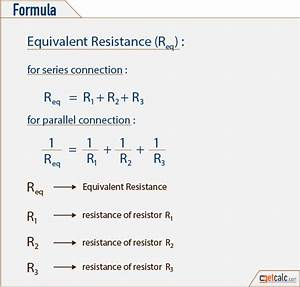 Electrical & Electronics Engineering Formulas - PDF Download