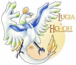 Pokemon Lugia X Ho Oh Images | Pokemon Images